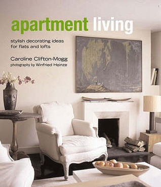 Book cover art for Apartment Living by Caroline Clifton-Mogg