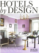 Cover art for Hotels by Design, May 2010
