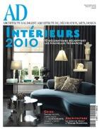 Cover art for Architectural Digest France, November 2010