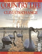 Cover art for Country Life, April 2007