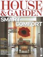 Cover art for House & Garden, October 2005