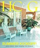Cover art for HC & G, June 2012