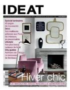 Cover art for Ideat France, December 2012