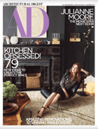 Cover art for Architectural Digest, November 2017