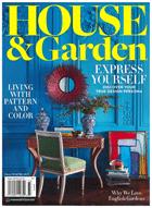 Cover art for House & Garden, Fall/Winter 2017