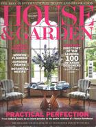 Cover art for House & Garden, July 2015