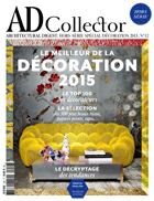 Cover art for AD Collector, April 2015