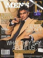 Cover art for Mens, October 2005