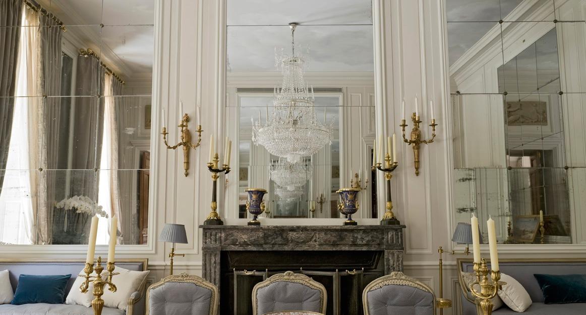 mlinaric henry and zervudachi interior design and decoration